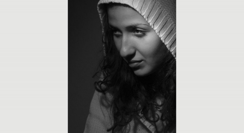 Арт фото портрет